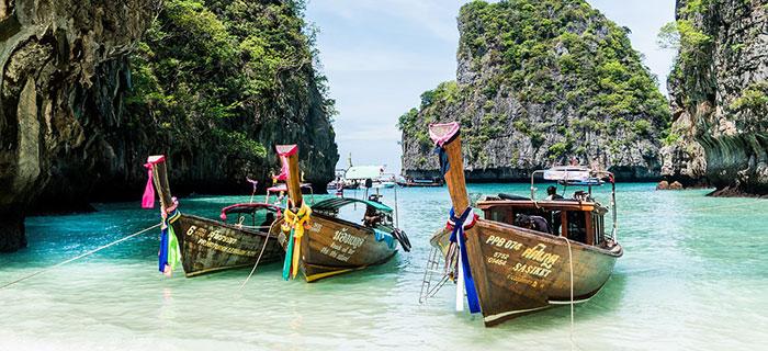 Sailing Thailand: Hoh Phi Phi to Phuket